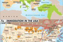 Immigratie in VS