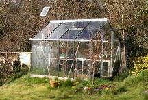 Solar powered Greenhouse