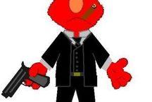Elmo - My new nightmare / My new nightmare