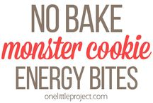 stuff to make (cooking)