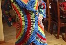 hippie crochet work