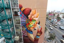 arte urbano / by Carlos Pereira
