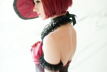 Madame Red Cosplay