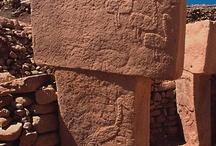 Gobekli Tepe Turkey 11,000 yrs ago