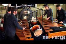Percussion Crack / by Mina Fox