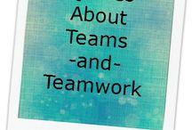 Team work / by Maria Heydenreich