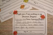 Personal Progress / by Jenna King