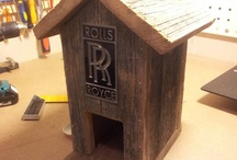 Wood and Metal Projects