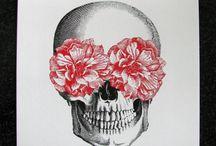Mexican:Art of Skull