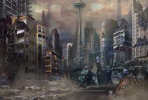 Apocalypse Landscape