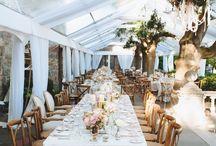 wedding venue deco
