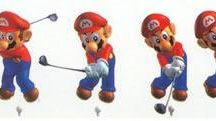 Mario Golf 64 / A collection of artwork, screenshots and other images from Mario Golf 64 on the Nintendo 64.  Visit http://www.superluigibros.com/mario-golf-64 for more information on this game.