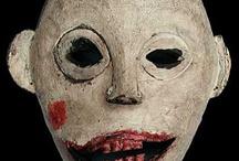 Indian masks