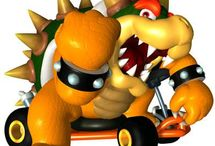 Mario Kart: Super Circuit / A collection of artwork, screenshots and other images from Mario Kart: Super Circuit on the Game Boy Advance.  Visit http://www.superluigibros.com/mario-kart-super-circuit for more information on this game.