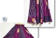 和スカート