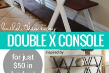 Double x console