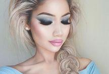 Make up by Alinna