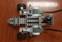 Arduino + LEGO