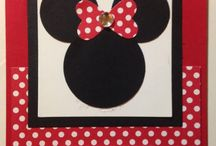 Minnie Mouse bday cards