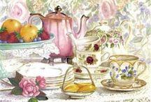 art tea time