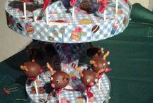 Cakepops / Inspiratie op doen voor het maken van de allerleukste Cakepops?