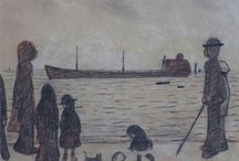 Lowry / After Laurence Stephen Lowry R.A