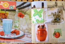 Journals / by Amy Wald