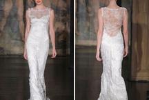 Wedding gowns / Wedding, wedding gowns, white, love