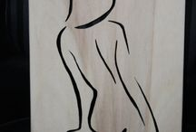 nue femme