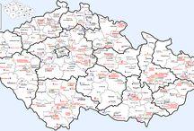 cestování po česku