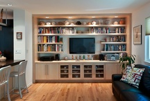 Wall units / by Kim Haller