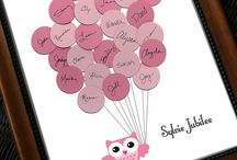 baby shower ideas for susan / by Ashley Nichols
