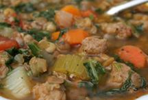 Soups, Stews, and Slow Cooker Meals / by Cindy Tate