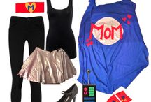 Superhero/party / by Rachel Pirie