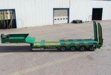 LOW BED SEMI-TRAILER 4 AXLE EXTANDABLE SERIN