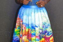 Art Teacher Wardrobe