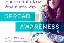 Human Trafficking Awareness Month / Did you know that January is National Human Trafficking Awareness Month? Spread the word & awareness!