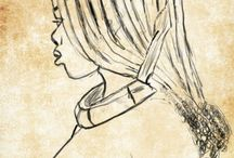 Desenhos / Esboços / Sketches