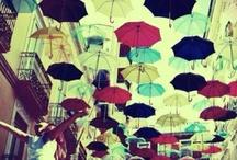 umbrellas / by Karen lewis