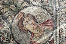 Mosaicos Griegos y Romanos