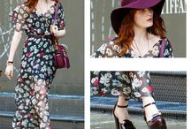 Florence Welch boho chic