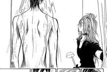 sevdiğim anime manga sahneleri