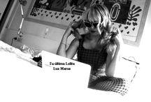 Tu última Lolita / Novela