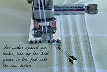 Sewing Techniques / Sewing tips and tricks for the home sewist.