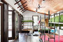Hostel inspiration / For the dream will come true.