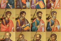 SFINȚII APOSTOLI
