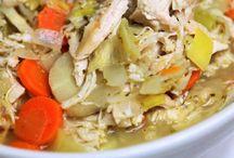 Recipes TOW soup