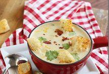 Recipes-Soup & Salad / by Toni Ohl