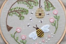 EMBROIDERY AND MORE / STICHING AND EBROIDERY / by Joline Cosman