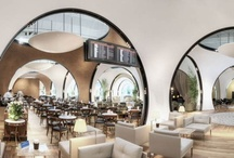 Turkish airlines lounge / Turkish first class & business class lounge
